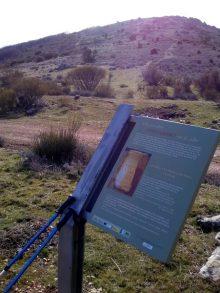 Camino del Pico Cervero' en Navarredonda de la Rinconada