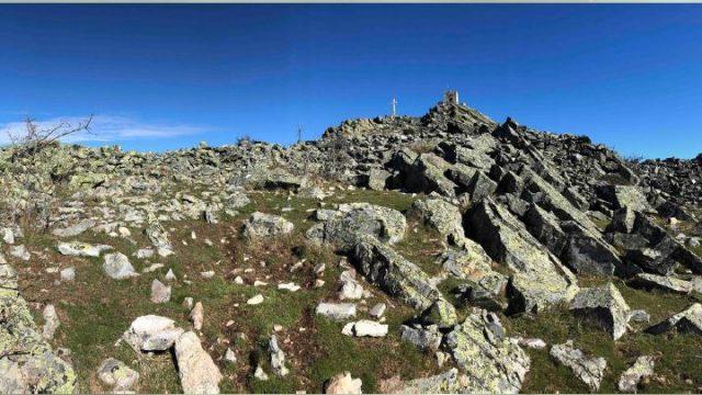 Sendero del Pico Cervero